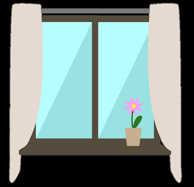 Window, Inside, Interior, Building, Glass, Window Sill