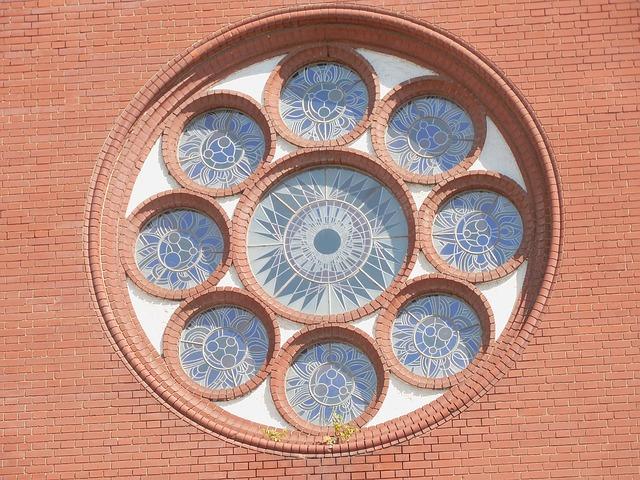 Stained-glass Window, Window, Church