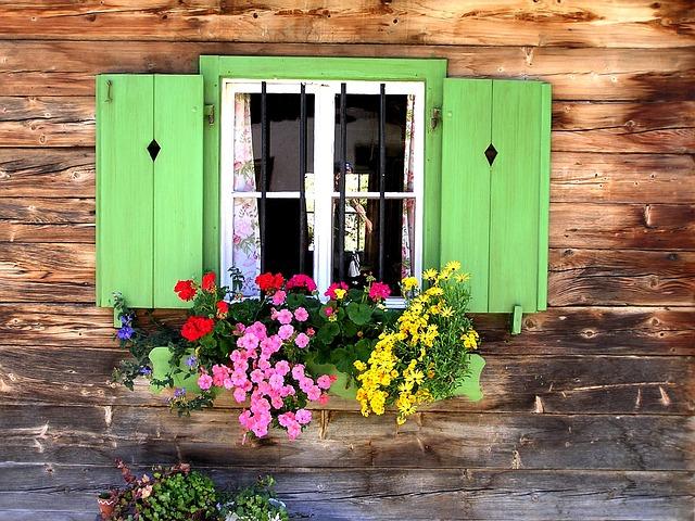 Window, Baita, Window Grilles, Old Window
