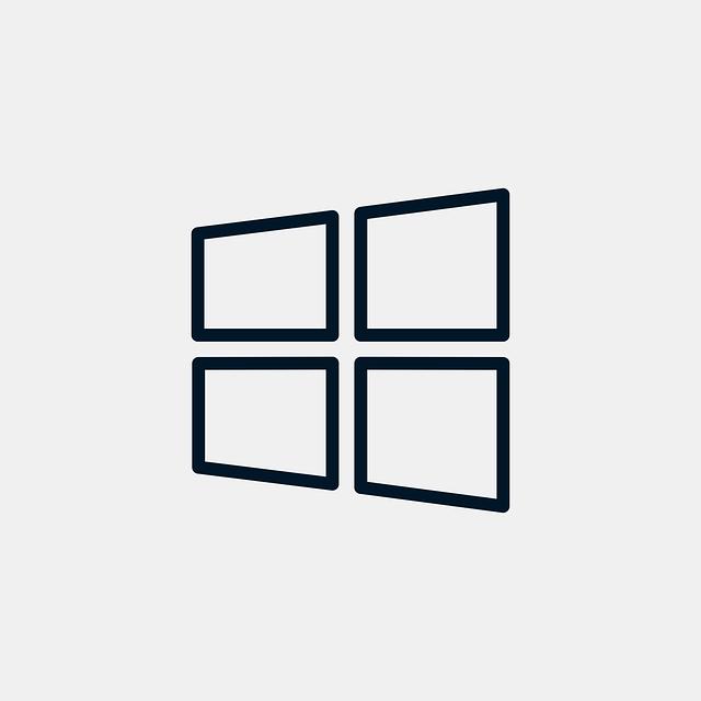 Windows, Windows Icon, Windows Logo, Windows Symbol