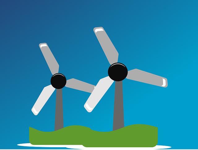 Wind Farm, Windpower, Wind Park, Windfarm, Wind Energy