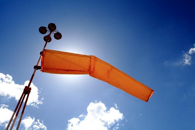 Windsock, Against Light, Heliport