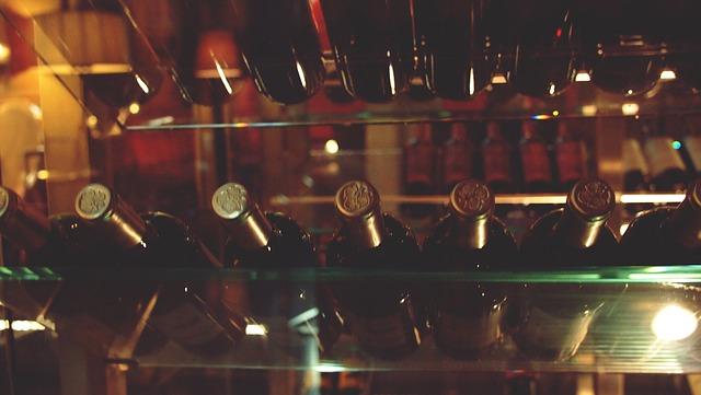 & Free photo Wine Alcohol Bottles Cellar - Max Pixel