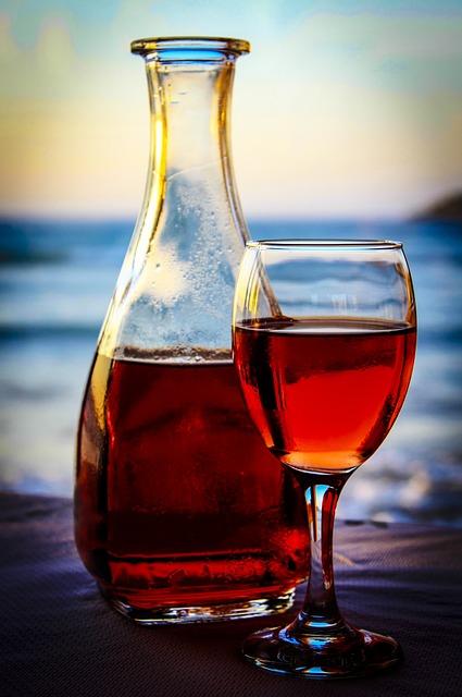 Wine, Glass, Glass Of Wine, Alcohol, Drink, Beverage
