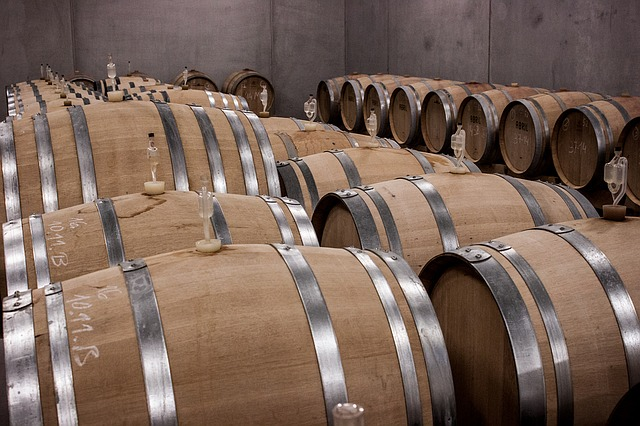 Wine, Barrel, Wine Barrel, Barrels, Wooden Barrels