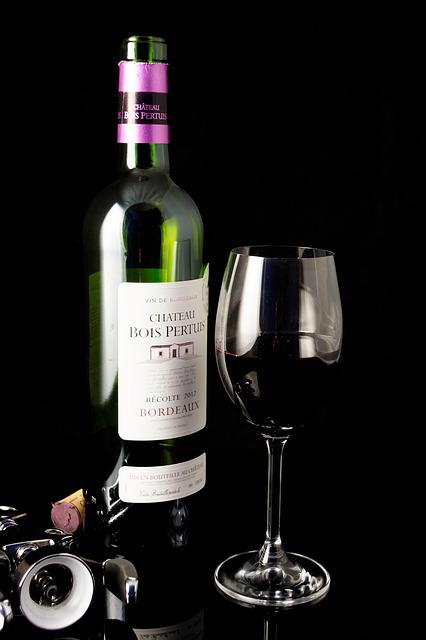Wine, Wine Glass, Red Wine, Alcohol, Bordeaux, Grapes