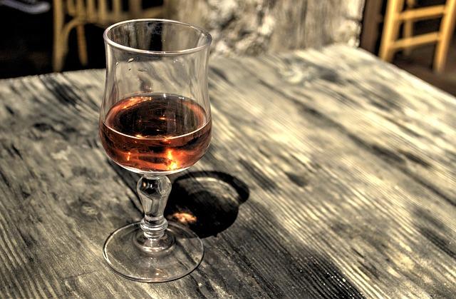 Cognac, Wine, Wine Glass, Glass, Alcohol, Drink