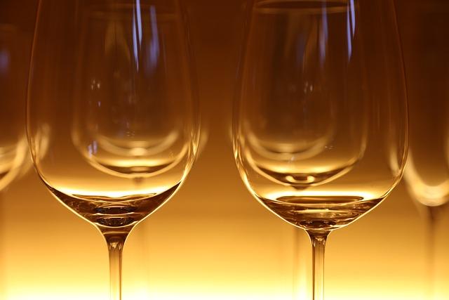 Glasses, Wine Glasses, Eat, Restaurant, Dinner