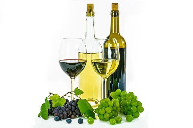 White Wine, Red Wine, The Bottle, Wine Glasses, Glass