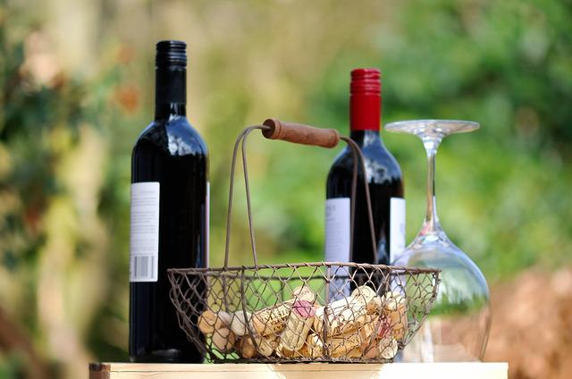 Wine, Beverages, Drink, Alcohol, Glass, Red, Liquid