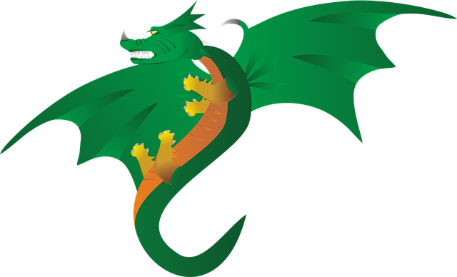 Dragons, Mythical Creatures, Fantasy, Wing, Lizard