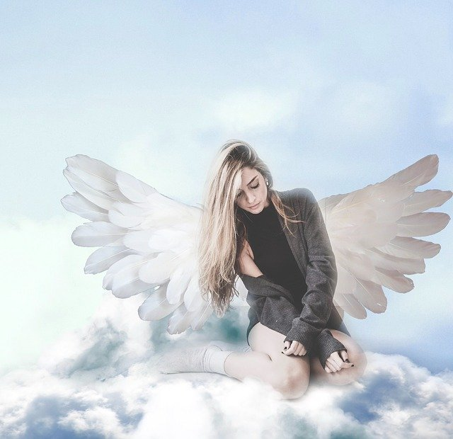 Angels, Angel, Wings, Heaven, Religion, Holy, Angelic
