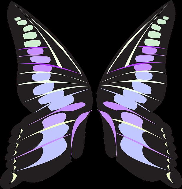Butterfly, Wings, Pink, Fantasy, Cute, Kids, Fairy Tale