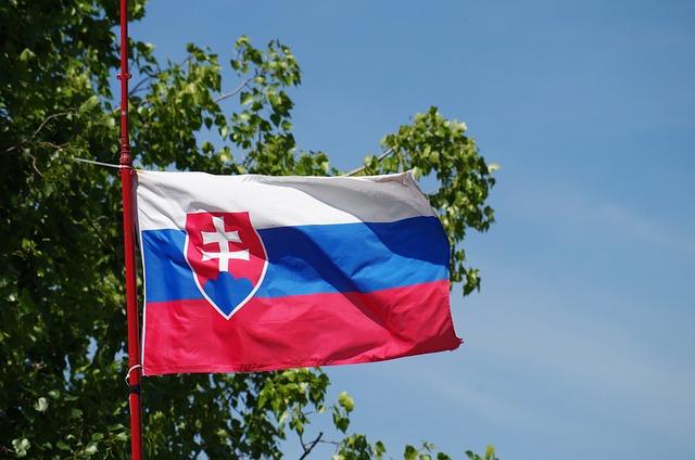 Slovakia, Flag, Pledge, Winnow