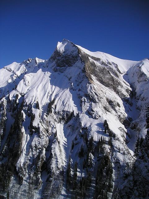 Winter, Alpinism, Bergsport, Alpine, Mountains, Cold