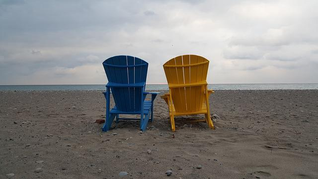 Beach Living, Toronto, Ashbridges Park, Winter, Beach