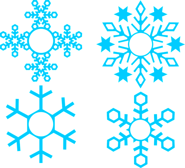Snowflakes, Snow, Winter, Ch