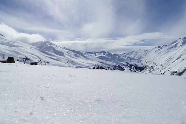 Snow, Winter, Mountain, Cold, Ice, Nature, Panorama