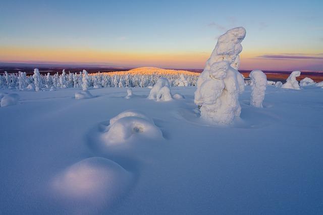 Snow, Winter, Cold, Ice, Frozen