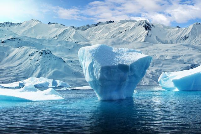 Winter, Iceberg, Season, Snow, Landscape