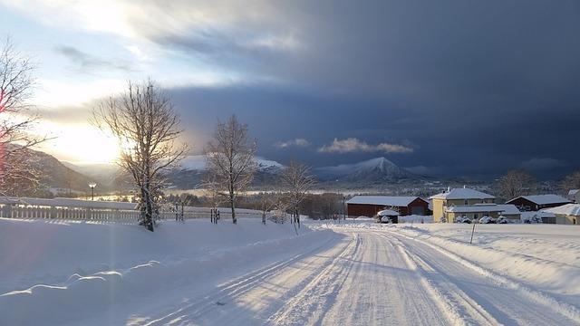 Winter, Winter Landscapes, Landscape Photography