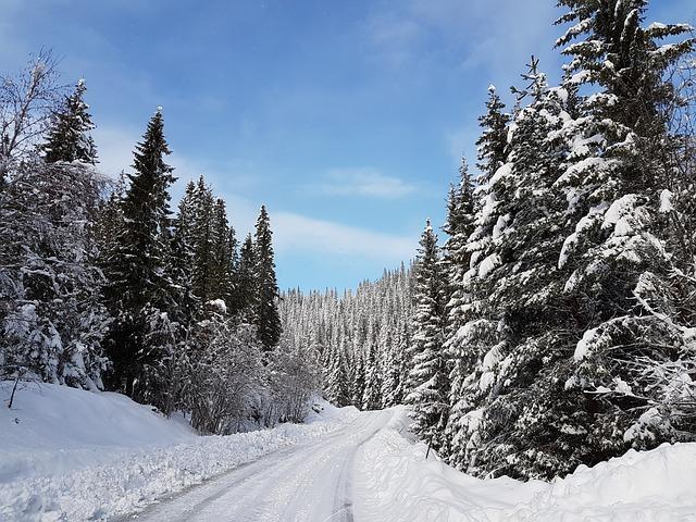 Winter, Landscape, Winter Landscapes, Norway
