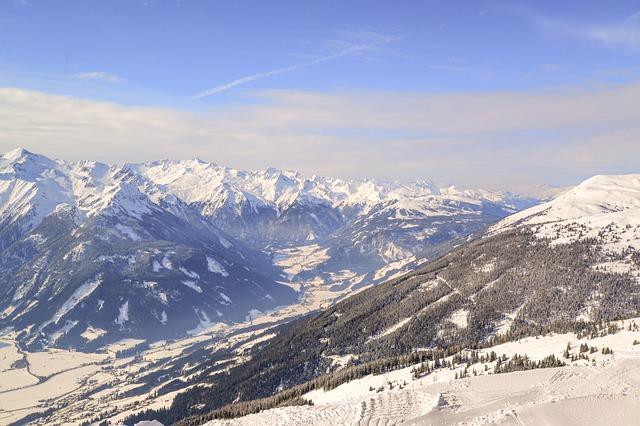 Snow, Mountain, Winter, Mountain Peak, Nature