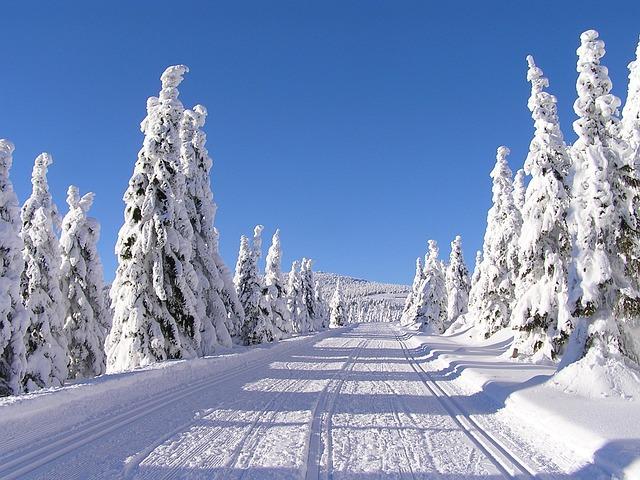 Winter, Mountains, The Giant Mountains
