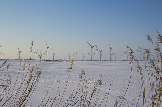 Nature, Wind, Sky, Winter, Landscape