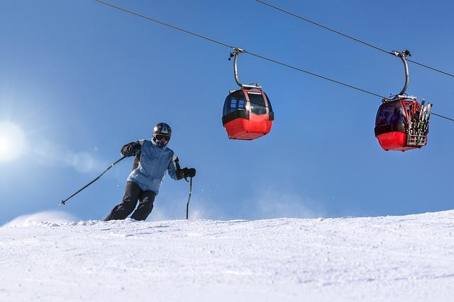 Ski Slope, Snow, Winter, Sport, Skier, Adventure