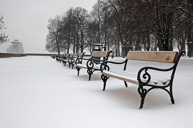 Lavicky, Winter, Snow, Bratislava