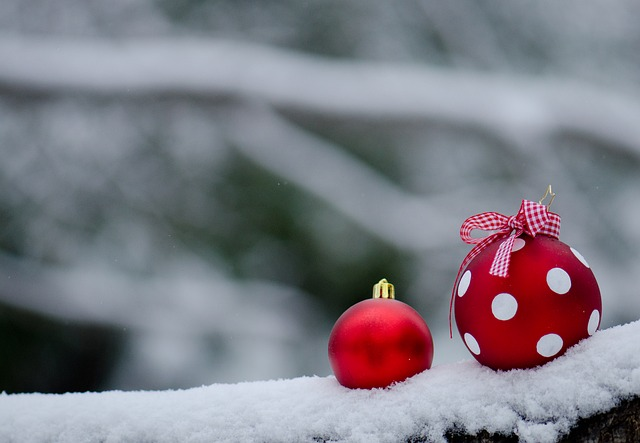 Winter, Snow, Greetings, Merry Christmas