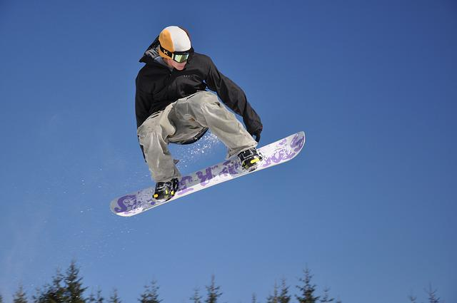 Snowboarding, Sport, Winter