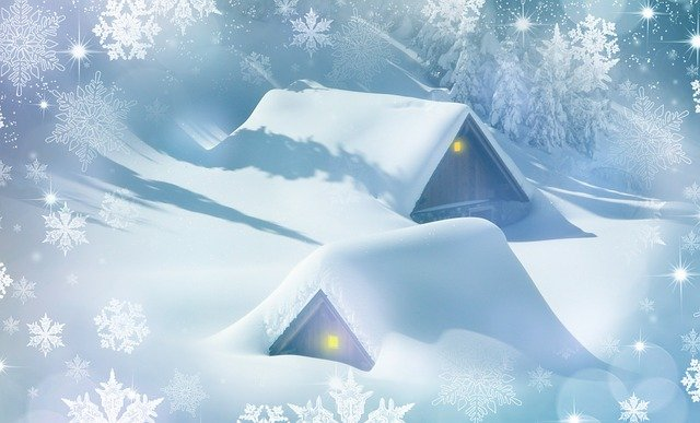 Christmas, Snow, Background Image, Winter, Snowy