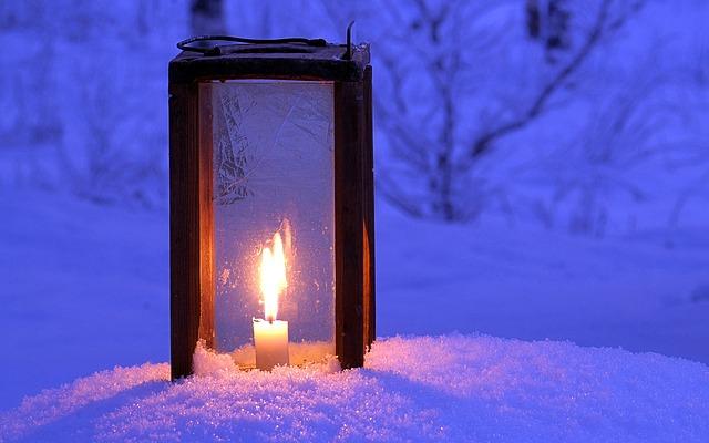 Season, Ice, Winter, Light, Frost, Water, White