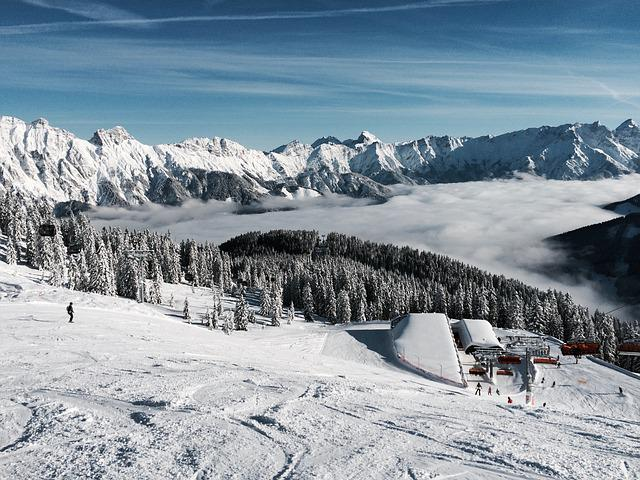 Winter, Ski, Wintry
