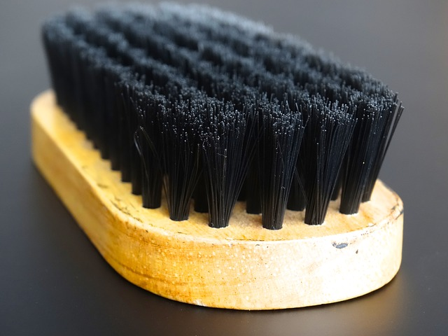 Brush, Bristles, Hand Brush, Clean, Wipe, Scrub, Black