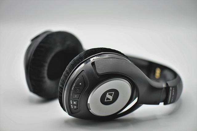 Headphones, Radio, Music, Wireless Headphones
