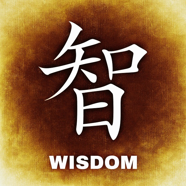 Chinese, Characters, Background, Wisdom