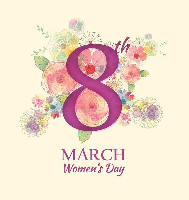 Women's Day, International Women's Day, March, 8, Wish