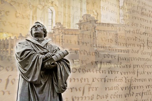 Luther, Martin Luther, Wittenberg, Reformation
