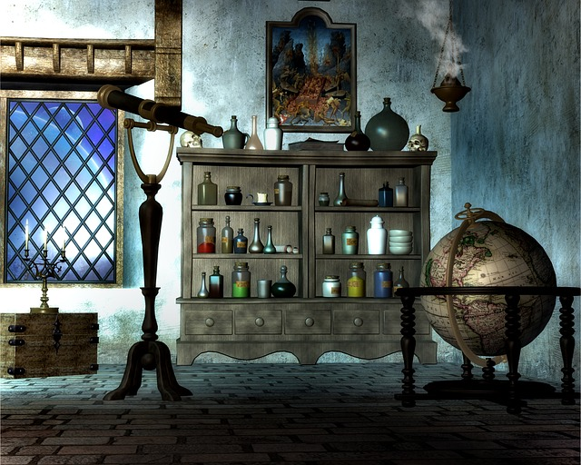 Alchemy, Wizards, Magic, Witchcraft, Magician, Occult