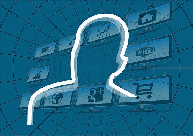 Silhouette, Head, Wlan, Network, Free, Access, Icon