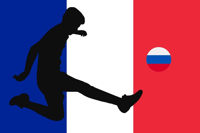 Wm2018, World Championship, France, Football