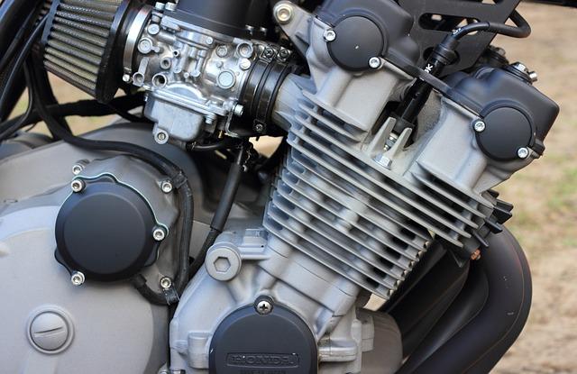 Netherlands, Woerden, Motorcycle, Motor, Engine, Honda