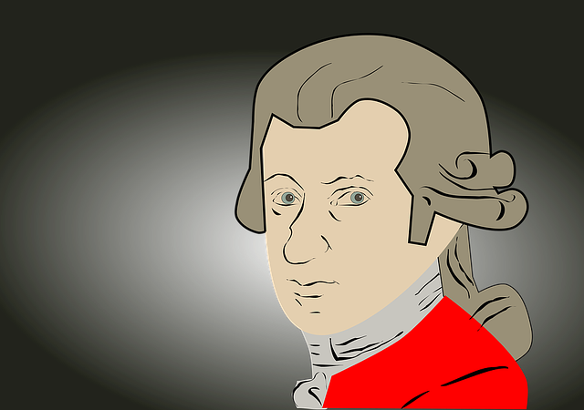 Mozart, Portrait, Wolfgang Amadeus