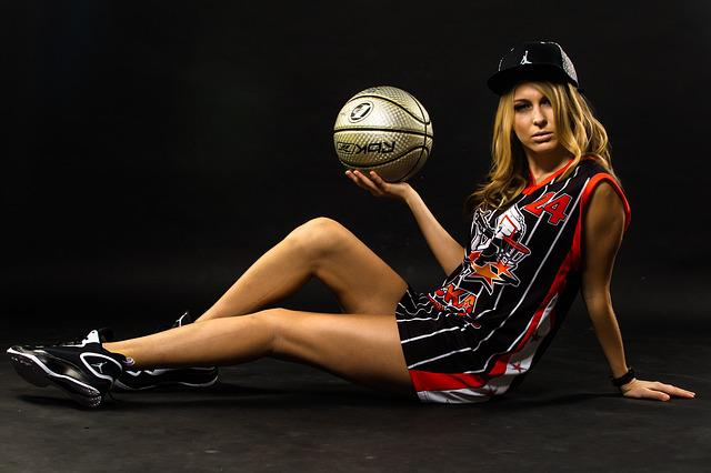 Woman, Grown Up, People, One, Sports, Model, Basketball
