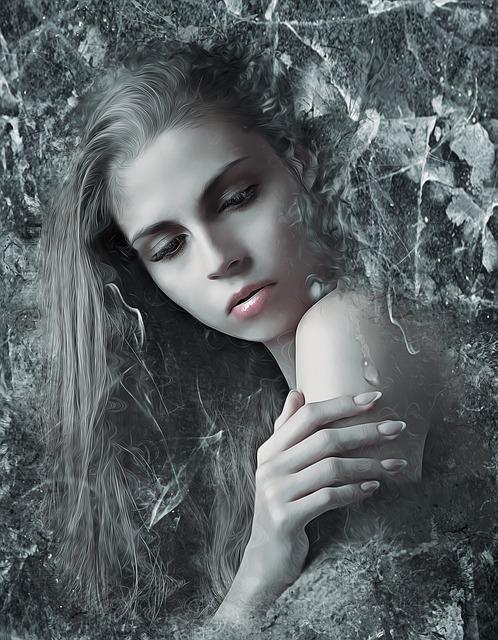Woman, Female, Young, Beauty, Model, Portrait, Fantasy