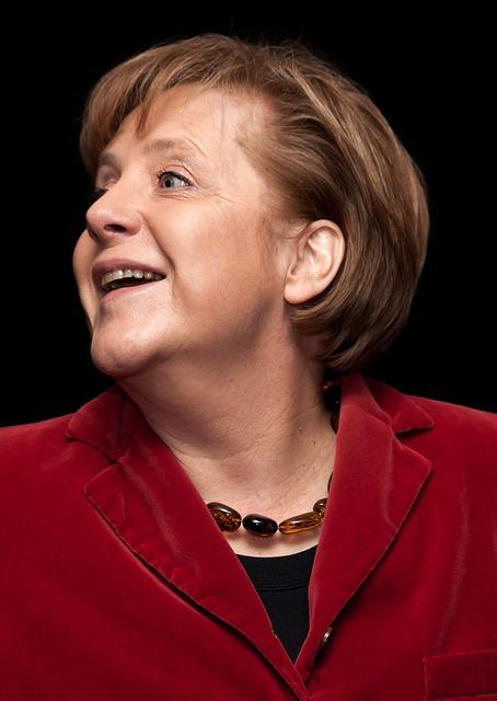 Angela Merkel, Politician, German, Chancellor, Woman