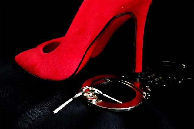Graphic, Erotic, Paragraphs, High Heels, Sexy, Woman